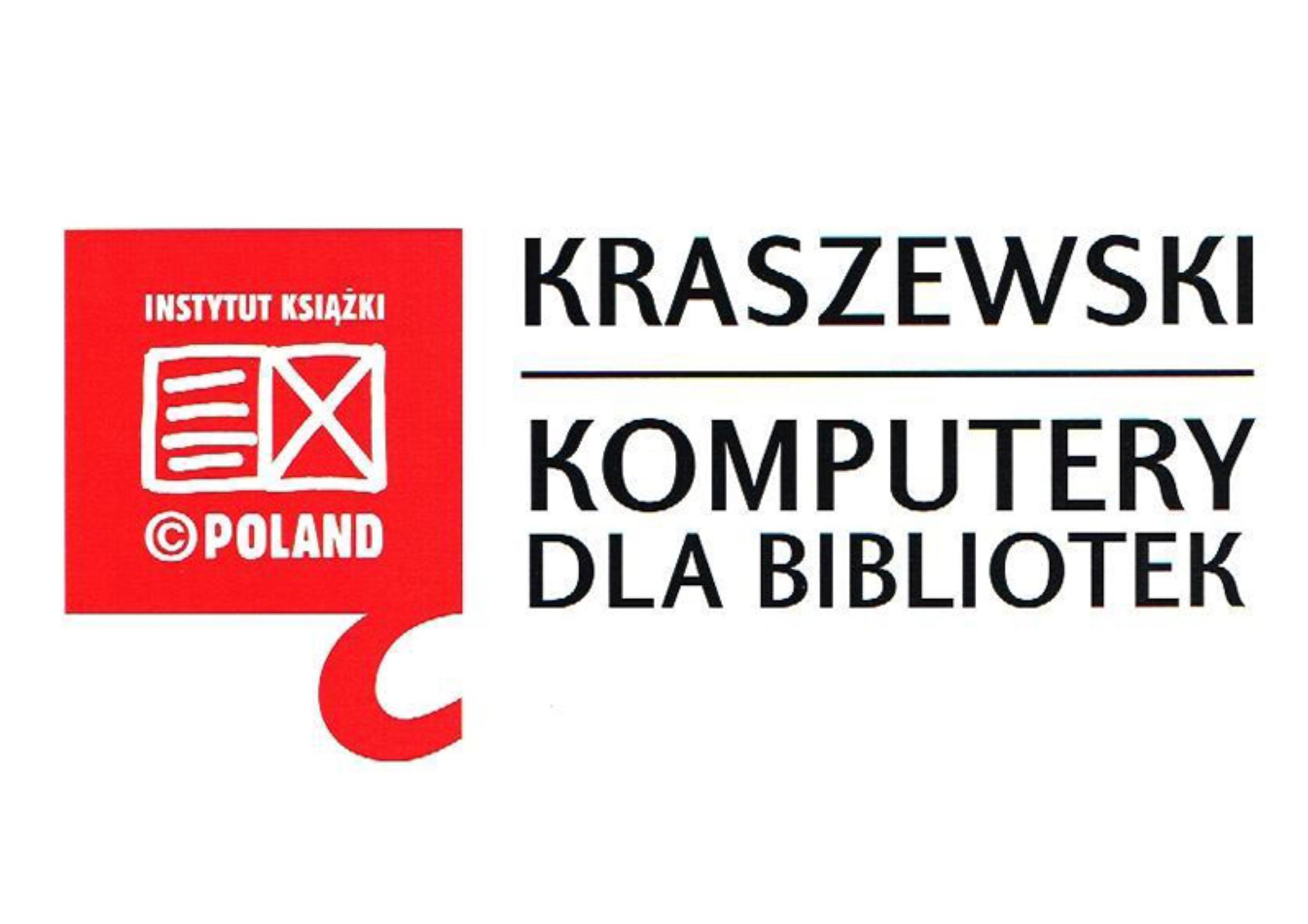 Kraszewski. Komputery dla bibliotek 2019