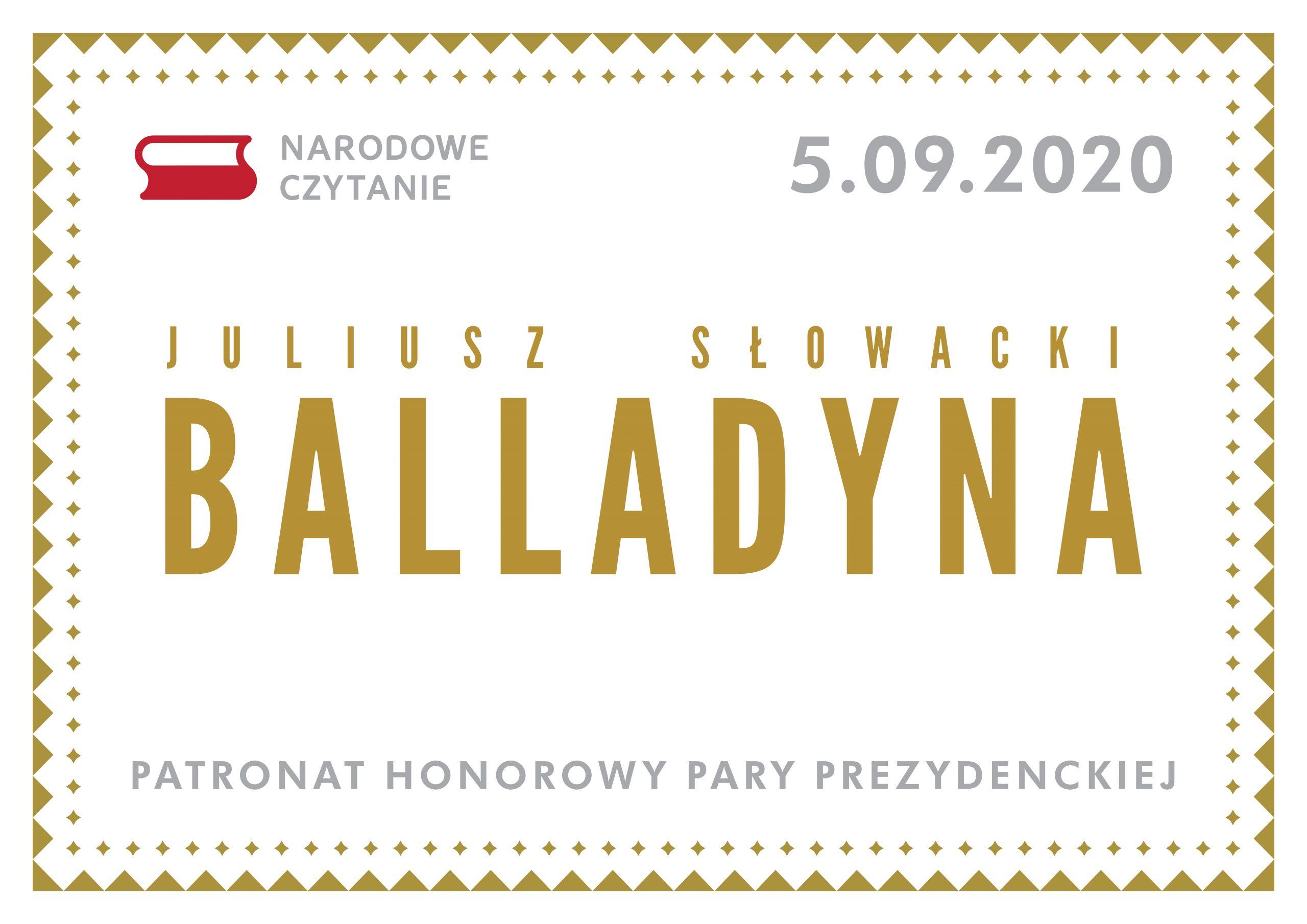 Spotkanie z Balladyną Juliusza Słowackiego