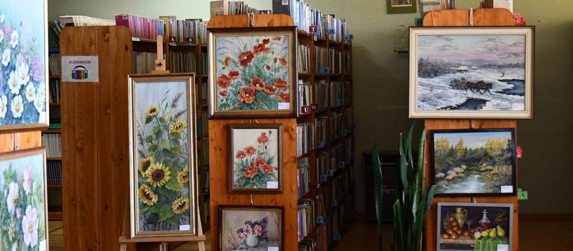 wystawa-obrazow-w-bibliotece